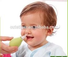 silicone nasal aspirator for babies