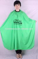 small orders accepted salon wear cape,TAFFETA fabric