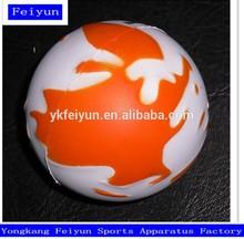 Colorful PU Earth Ball toys, PU earth stress ball