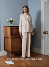 cheap custom tailored office suit,gentle women's office uniform
