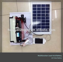 12V 12AH Multifunction rechargeable Sealed lead acid battery