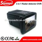 "Russian & English Language 2.4"" LCD Display Laser Radar Detector Car Detector for Driving"