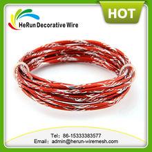 H HOT vendre de l'aluminium fil pour fabrication de bijoux
