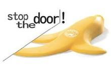 Banana Door Stopper