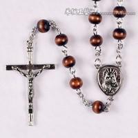 Catholic gifts wholesale wooden Rosary
