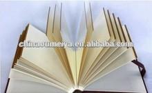 high density paper self-adhesive album sheets,plastic sheets photo album