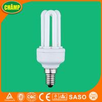 6500K T2 3U Energy Saving CFL Light Bulbs