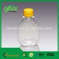 250g flip top pet exprimible botella de plástico pet botella de plástico de fábrica