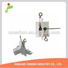 electric dc motor carbon brush holder assembly