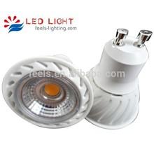 high lumens smd 2835 5w 7w gu10 120 degree led downlight