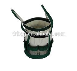 Round Garden Set Garden Carry Tool Bag
