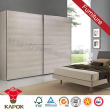 Wall to wall sliding armoire garderobe wardrobe closet chest fitting