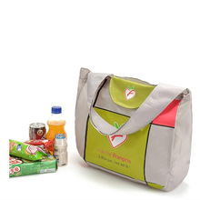 Fashion Style Supermarket customized foldable shopping hand bags