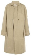 Women's 2014 polyester kahki long American and European long jacket