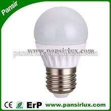 Hot E27 3W 4W 5W 6W G45 LED Bulbs Lights Lamp Ceramic body SMD Bulb