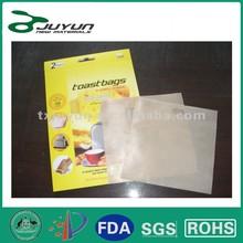 PTFE Reusable Cheap Toaster Sandwish Bag