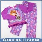 children summer sleepwear princess nightgown baby pajama