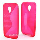 hot sale ! S style TPU phone CASE for MOTO G (2014)G 2nd/XT1068/XT1063/