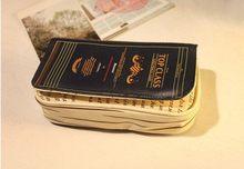 Durable best-selling leopard pencil bags