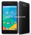 Wg7 4.5 polegadas mt6572 2mp chinês fwvga tela de toque capacitivo celular oem telefone celular segurança smart phone dual sim