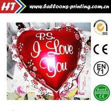 "[HOT] 22"" Heart Foil Balloons Decor Wedding&Valentines Days"