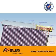 solar vacuum tube Type 58mm 1800mm solar evacuated tube collector