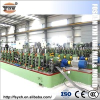 ZG40 finished as high Square Europe pipe fabrication line