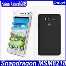 Huawei G615 Snapdragon Qualcomm MSM8218 Quad Core 5.0 inch QHD Screen 1GB 4GB Android 4.2 8.0MP Android Smart Phone