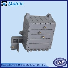 outdoor electric meter box with copper insert