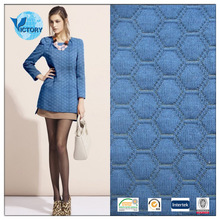 Jacquard Pre Quilted Cotton Fabric Wholesale for Sportswear,Garment,etc.