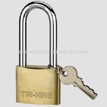63MM Medium Thick Type Brass Padlock Long Shackle,candado,cadenas,cadeado,lucchetti,lucchetto,schloss