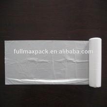 plastic trash liner