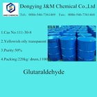 Glutaraldehyde 50% as disinfectant and bactericide