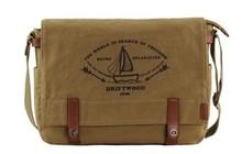 2015 waterproof hight quality custom classic canvas men's bag