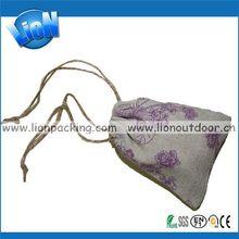 Designer promotional big linen bag