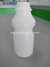 350ml PE plastic milk bottle with cap