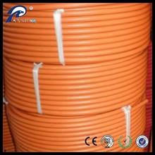 Flexible gas cooker connection hose