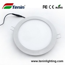 CE and RoHS certificated high lumen efficiency 10W LED elevator ceiling light panel