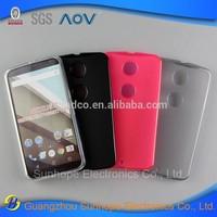 matte design mobile phone cases tpu for Moto NEXUS 6 NEXUS X XT1100 XT1103 gel skin
