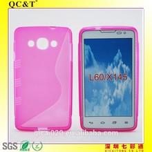 hot sale ! S style TPU phone CASE for LG L60/X145/L60 Dual /X147