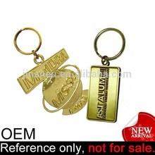 personalized metal germany souvenir tourist nautical brass keychain