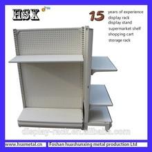 metal hardware priced supermarket shelving/supermarket display rack for retailing HSX-Z-234