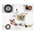 Carrinho de compras/carrinho/roda de bicicleta