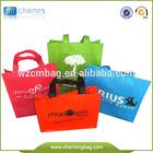 Colorful PP non woven bags, shopping bag, PP non woven shopping bag
