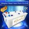 Cheap auto batteries 12v 150ah,battery auto powered ,auto battery terminal