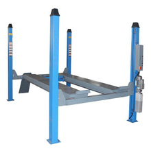 Launch 4000kg capacity alignment used 4 post car lift for sale