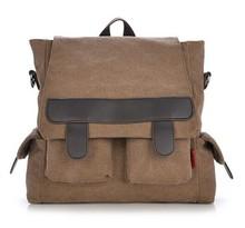 2015 waterproof cheap hight quality designer vintage leather men's bag