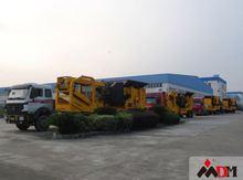 Shanghai DongMeng famous mobile crusher machine dealer price