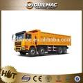 la mejor calidad nuevo diseño volcado camión de 25t howo camión de volteo