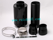Universal Racing High Flow Cold Air Extension System Car Intake Filter Kits
